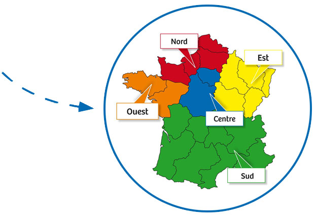 carte regions vieetsouffle france